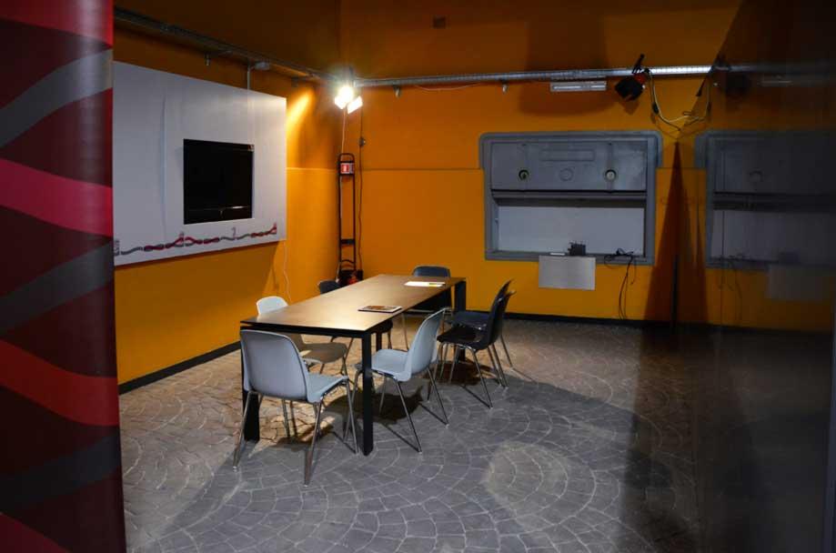 Millepiani- la sala riunioni