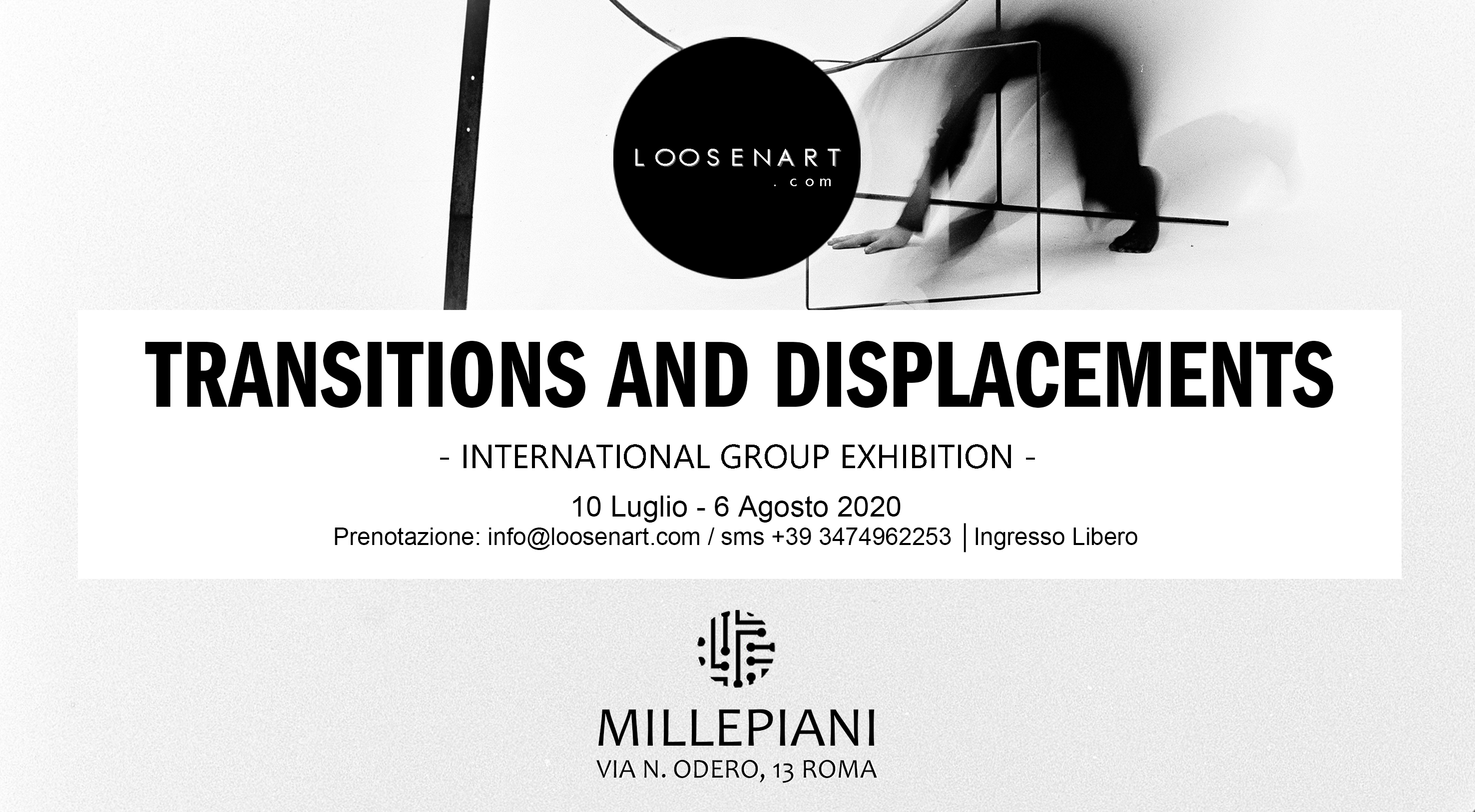 Millepiani Loosenart Transition and Displacements